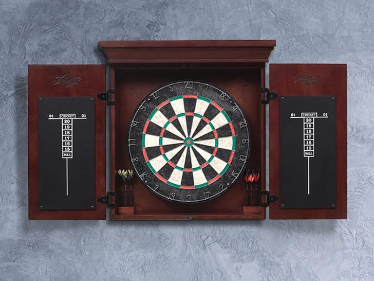Athos Steel Tip Dart Board Set