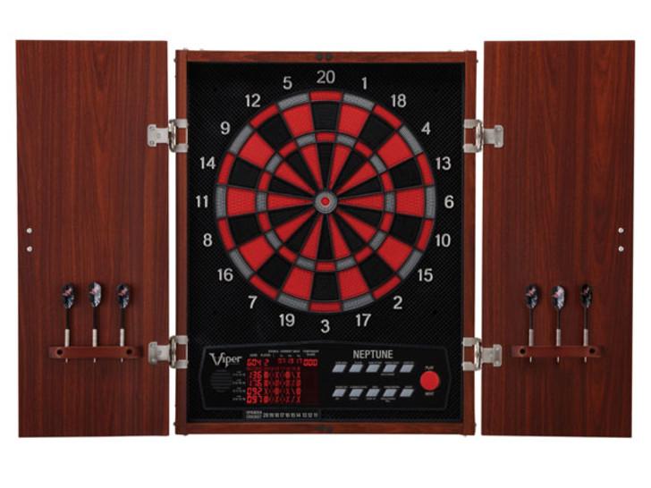 Neptune Electronic Dart Board