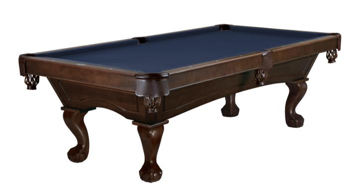 Allenton Pool Table Espresso