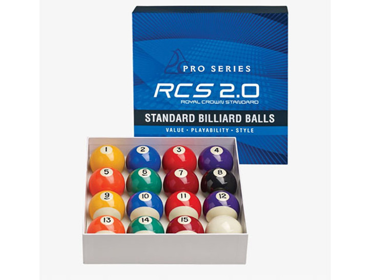 RCS 2.0 Pool Balls
