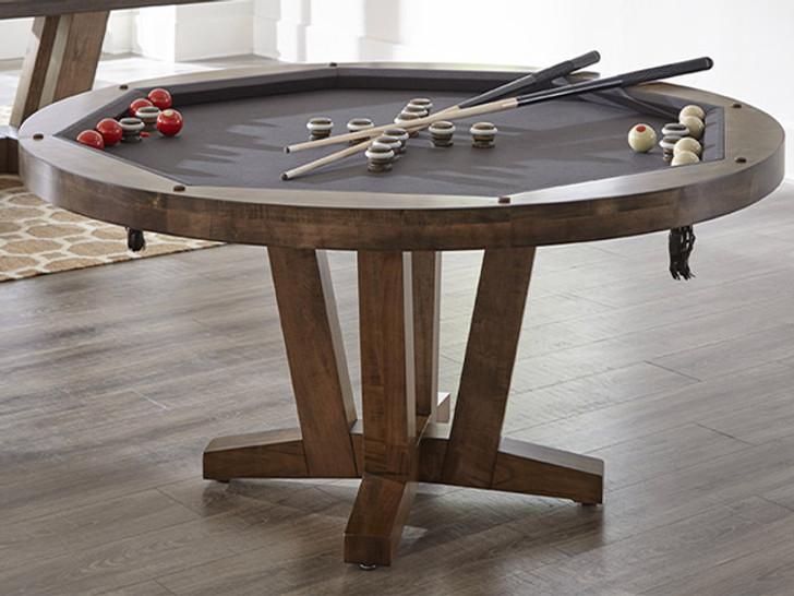 Petaluma 3 in 1 Bumper Pool Table Table