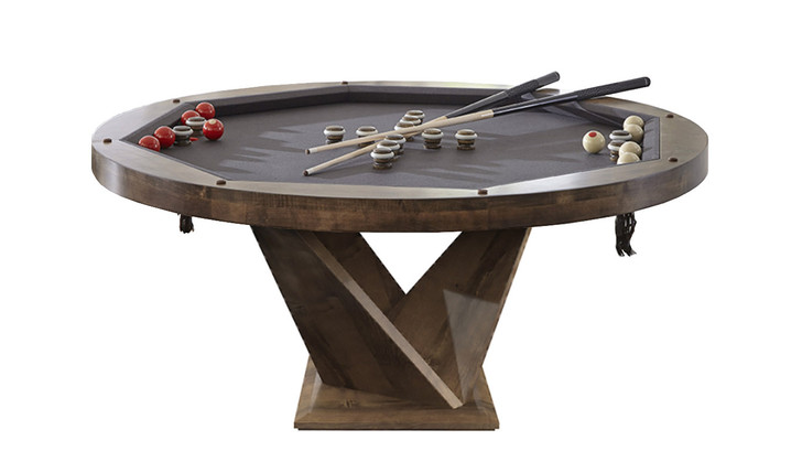 Origami 3 in 1 Bumper Pool Table Table