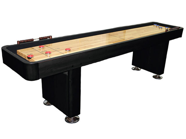 Metro 12ft Shuffleboard Black
