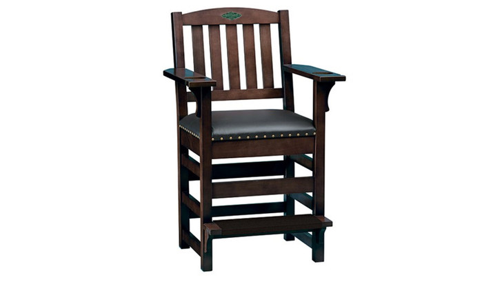 Centennial Players Chair Espresso