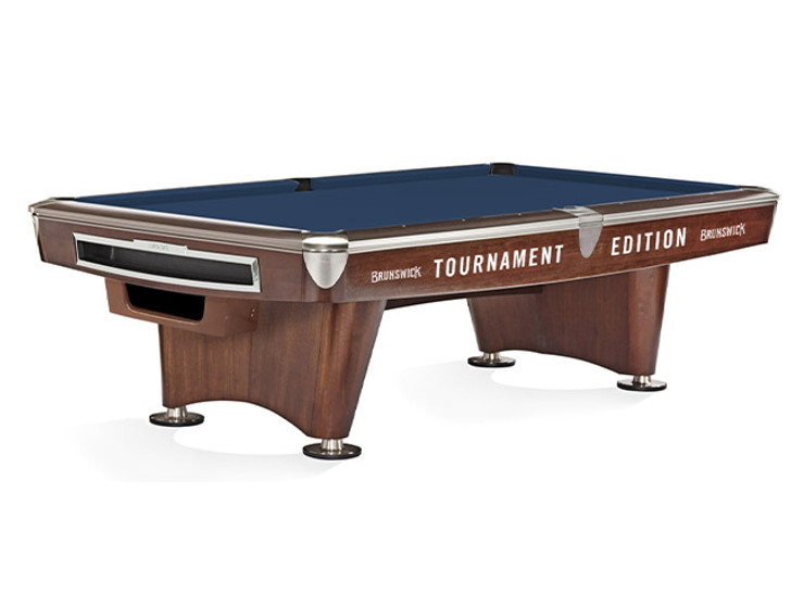 Gold Crown VI Tournament Edition Pool Table in Mahogany