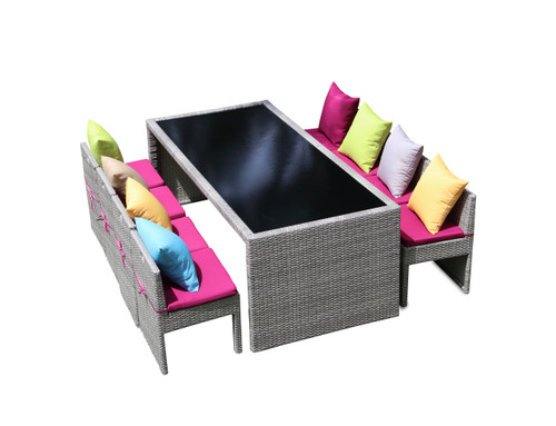 Quantra Dining Outdoor Set