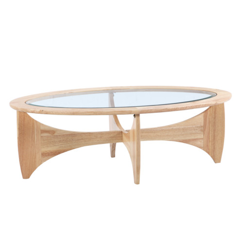Opec Coffee Table, Natural