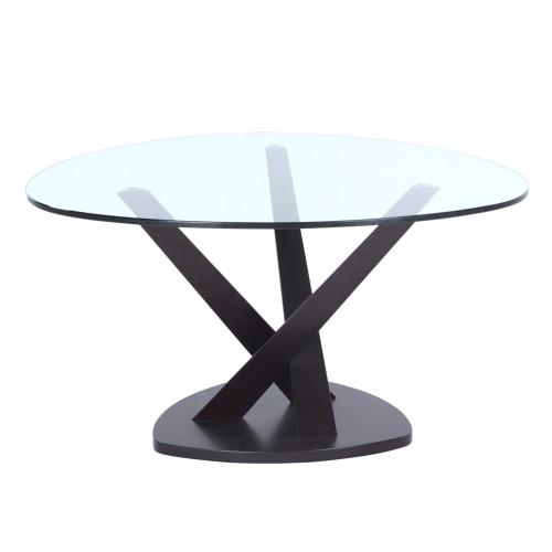 Split Coffee Table, Black