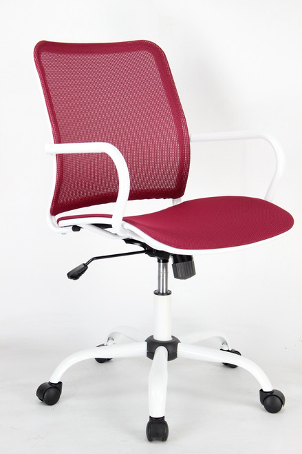 Spare Office Chair, Red