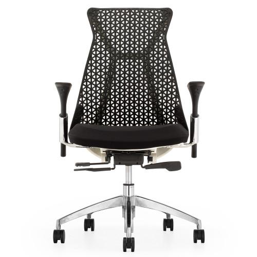 Santer Office Chair Flex Back, Black