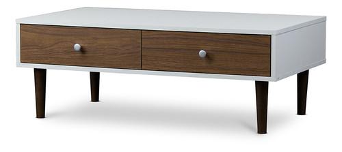 Baxton Studio Gemini Wood Contemporary Coffee Table
