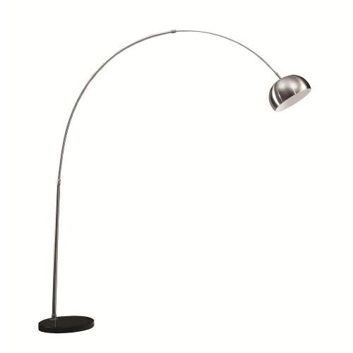 Fine Mod Imports Arch Lamp Small Base, Black
