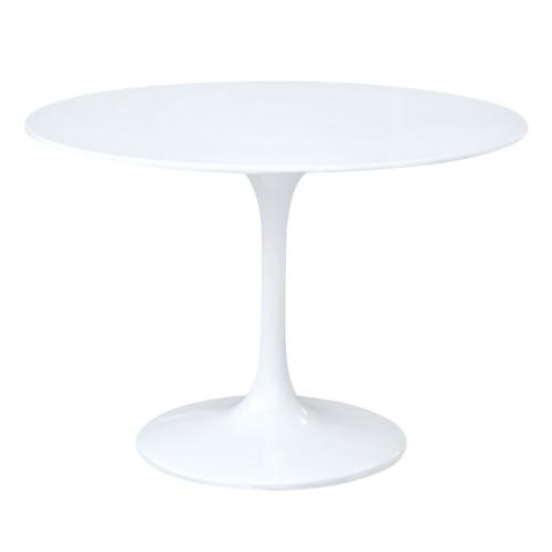 "Tulip Table 30"", White"