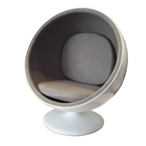 Ball Chair, Gray