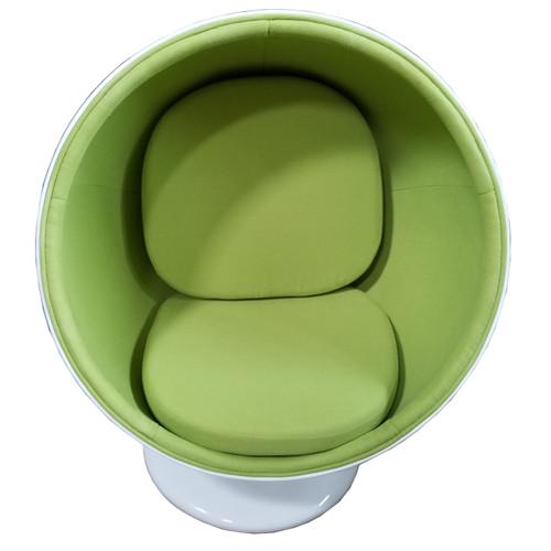Ball Chair, Green