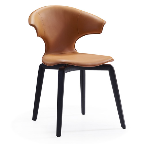 Montera Arm Chair Wood Legs