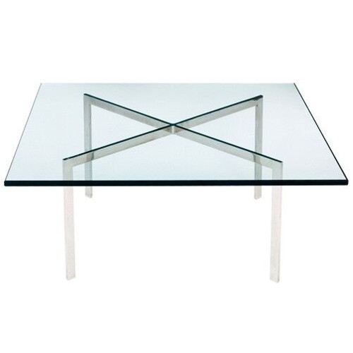 Pavilion Coffee Table, Glass