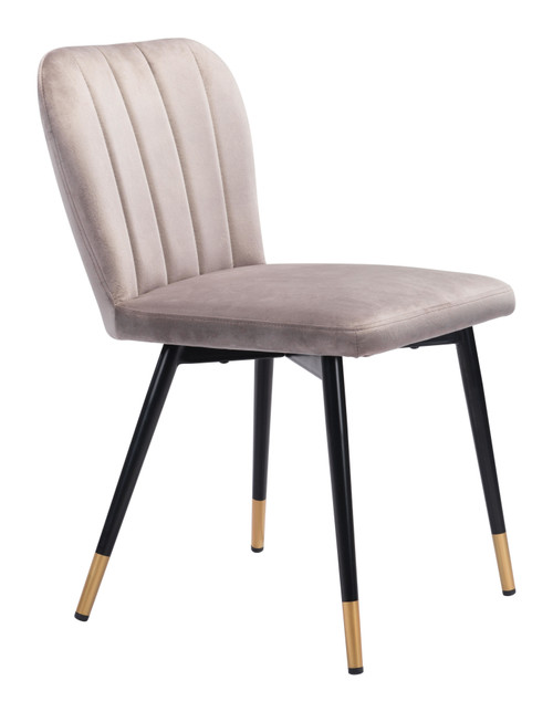 Manchester Dining Chair (Set of 2) Gray