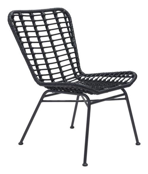 Lorena Dining Chair (Set of 2) Black