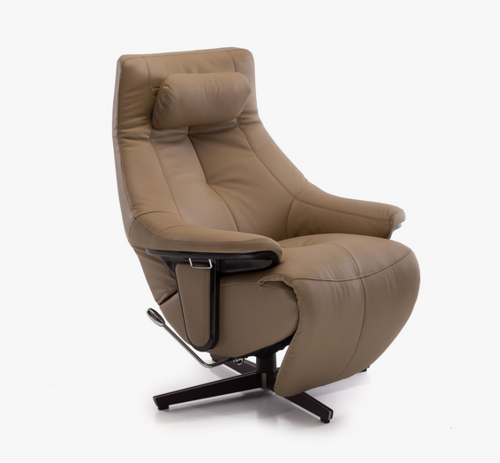 Lys Swivel Reclining By Tempus