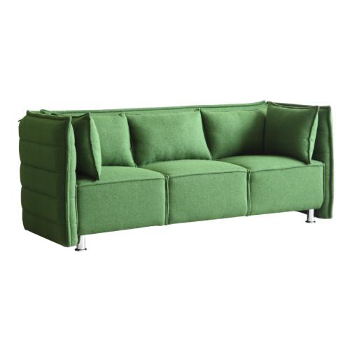 Fine Mod Imports Sofata Sofa, Green