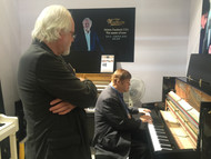 Wertheim Piano USA information