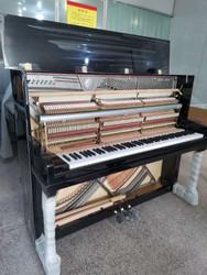 Grey Frame Wertheim Upright piano