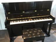 Pianos with alternative size keyboards