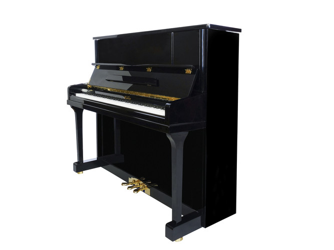 Wertheim Upright Piano, Fandrich Series [WF125 V1]