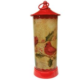 Led Cardinal Lantern