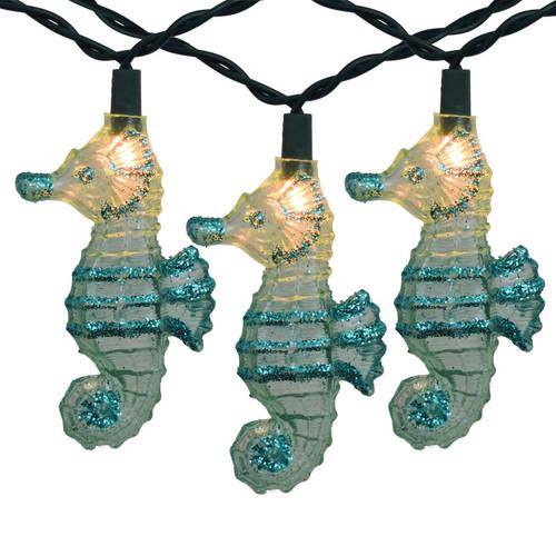 Seahorse Novelty String Lights The Christmas Loft