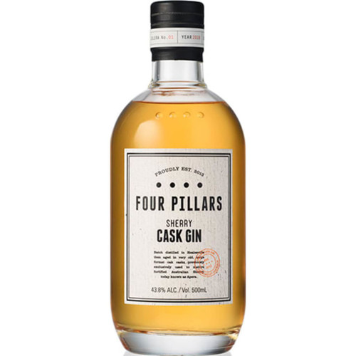 Four Pillars Sherry Cask Gin