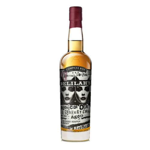 Compass Box Delila's XXV Blended Scotch