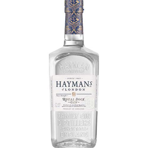 Hayman's Royal Dock Navy Strength Gin