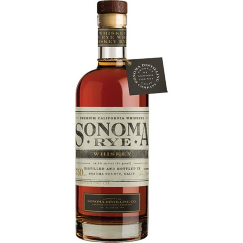 Sonoma County Distilling Rye