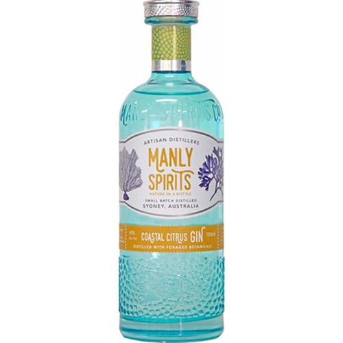 Manly Spirits Co. Coastal Citrus Gin