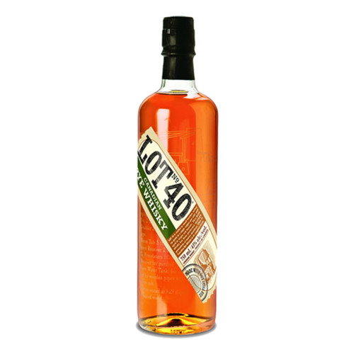 Lot 40 Canadian Whisky