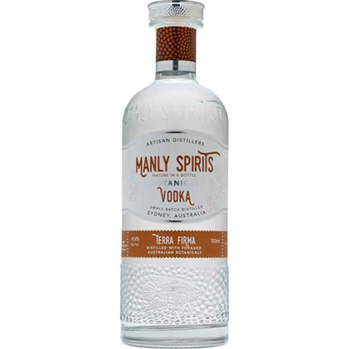 Manly Spirits Co. Terra Firma Botanical Vodka