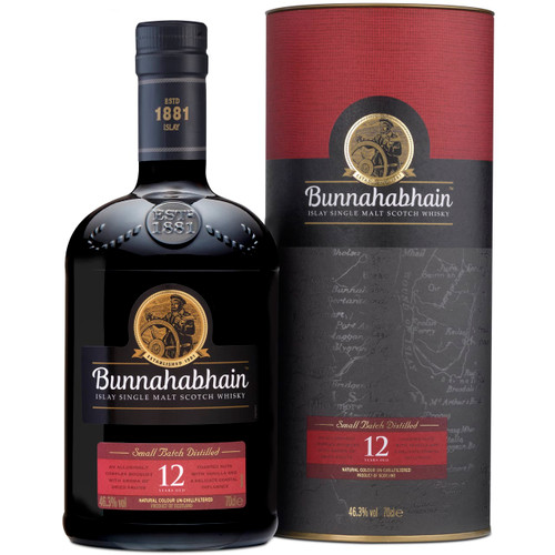 Bunnahabhain 12yo Single Malt