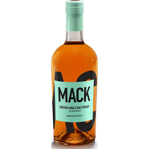 MACK by Mackmyra Single Malt Whisky