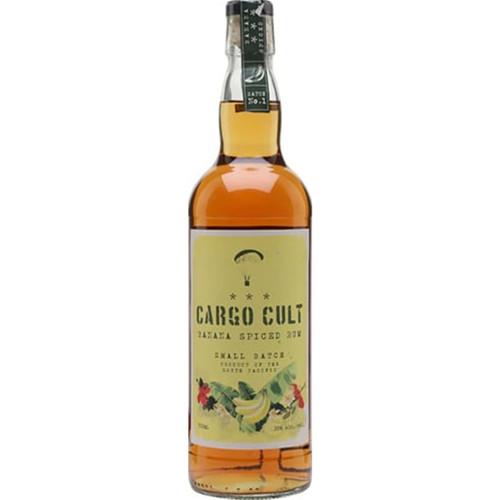 Cargo Cult Banana Spiced Rum