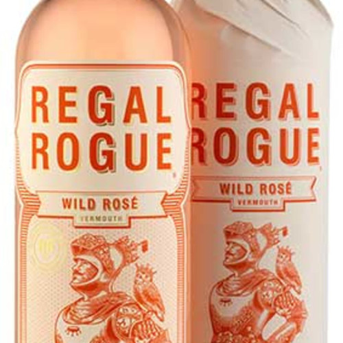 Regal Rogue Wild Rose Vermouth (Old Recipe)