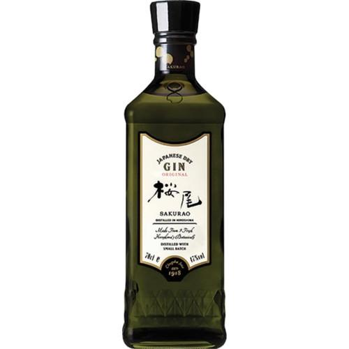 Sakurao Japanese Dry Gin