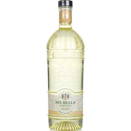 City of London Six Bells Lemon Gin