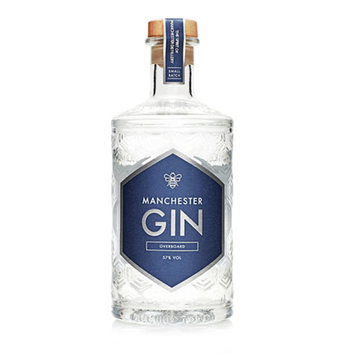 Manchester Gin Overboard
