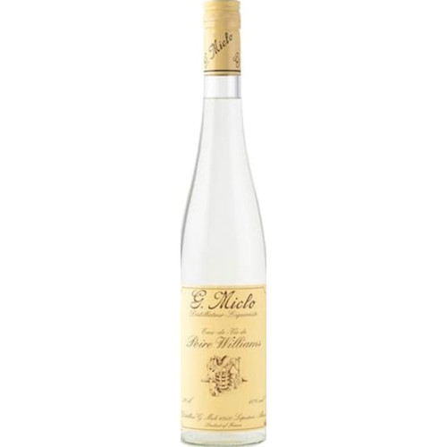 Miclo Poire William Eau de Vie
