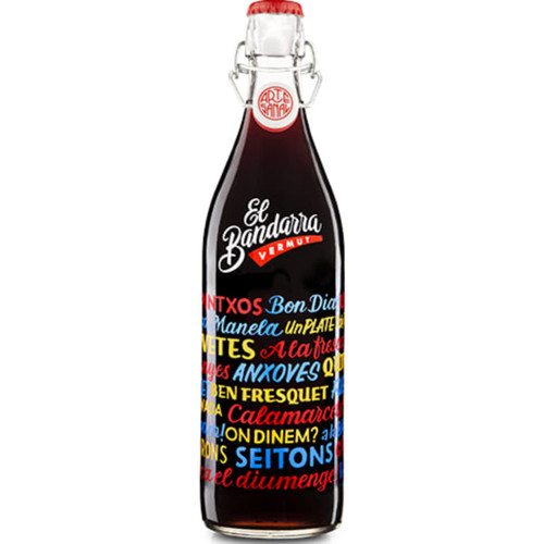 El Bandarra Red Vermouth