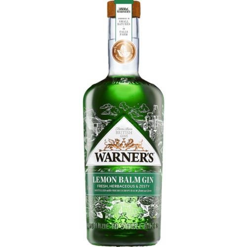 Warner's Lemon Balm Gin