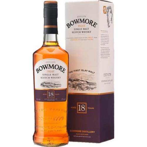 Bowmore 18yo Single Malt