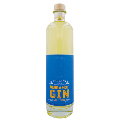 Audemus Bergamot Gin Liqueur